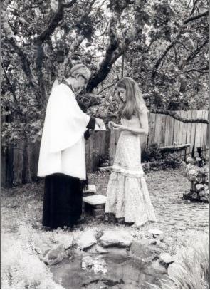 vestido de noiva 1970