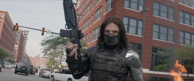 Captain America: Chiến Binh Mùa Đông - Ảnh 2