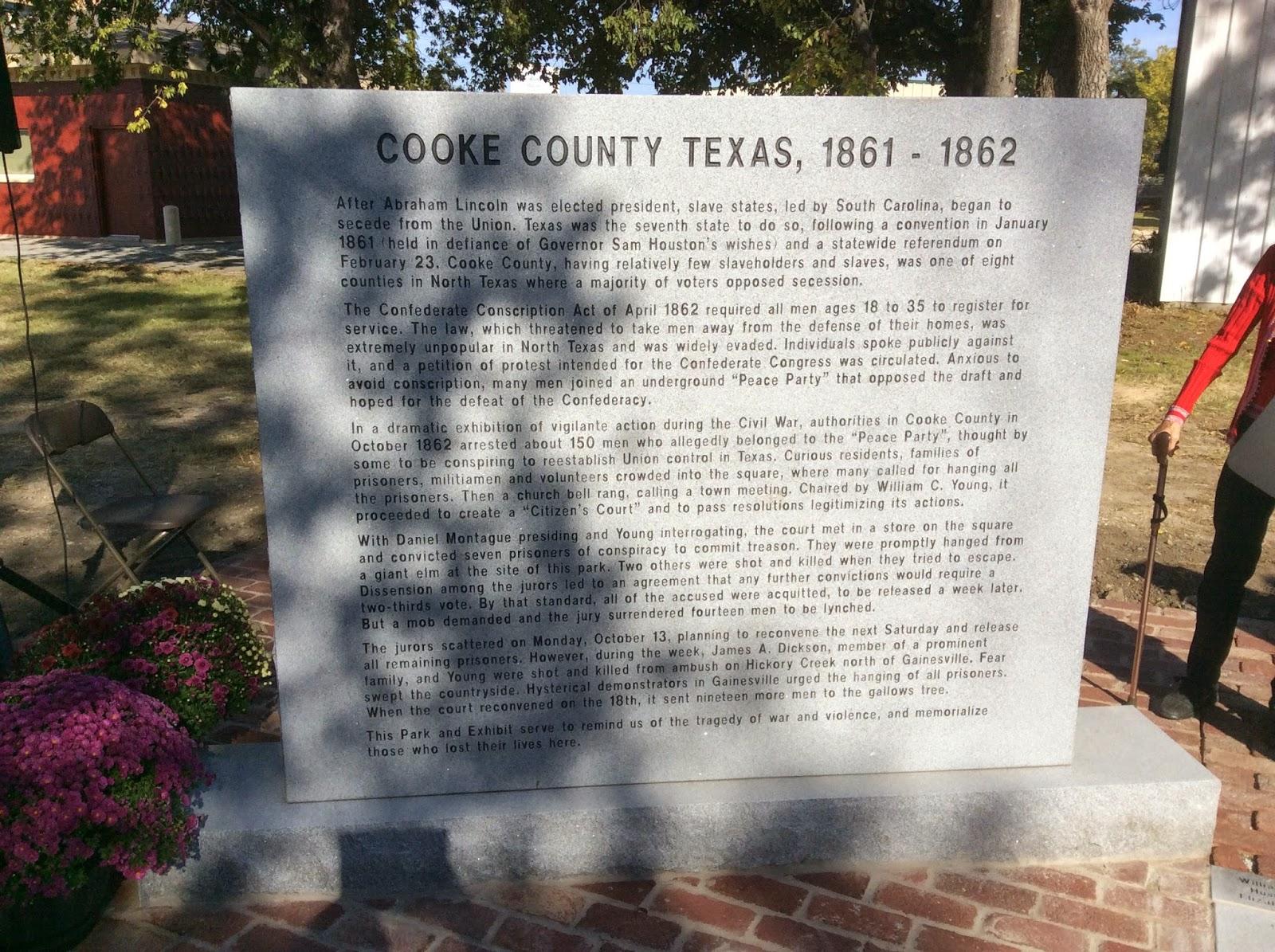Gainesville, Texas 1862