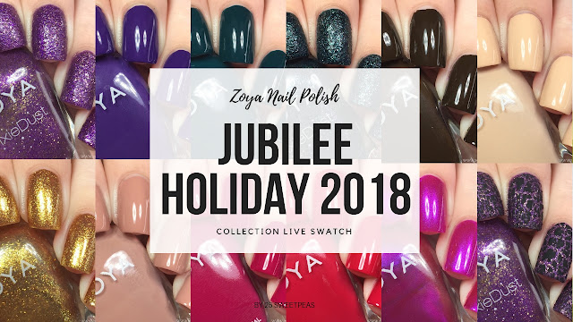 Zoya Jubilee Holiday 2018