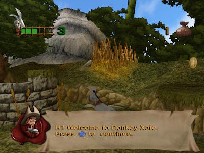 騎士歪傳(驢子奧特、Donkey Xote),可愛的3D動作冒險遊戲!