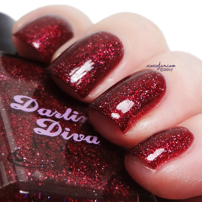 xoxoJen's swatch of Darling Diva - Chi Town Divas