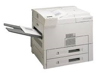 Picture HP LaserJet 8150dn Printer