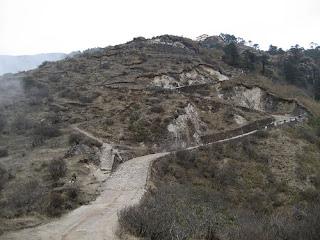 Sandakphu road