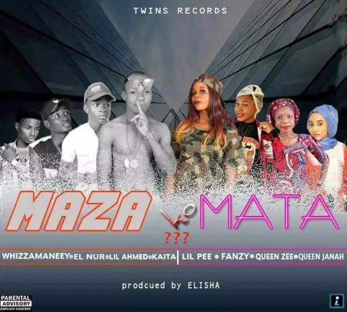 Morell Soul , Morell Music Mp3 Download , Morell Soul Mp3 , Morell Soul Music , Morell Songs Mp3 Download , Kaita Ft Whizza Maneey X El Nur X Ahmed & Lil Pee X Fanzy X Queen ZeeShaQ X Queen Janah – Maza Ko Mata