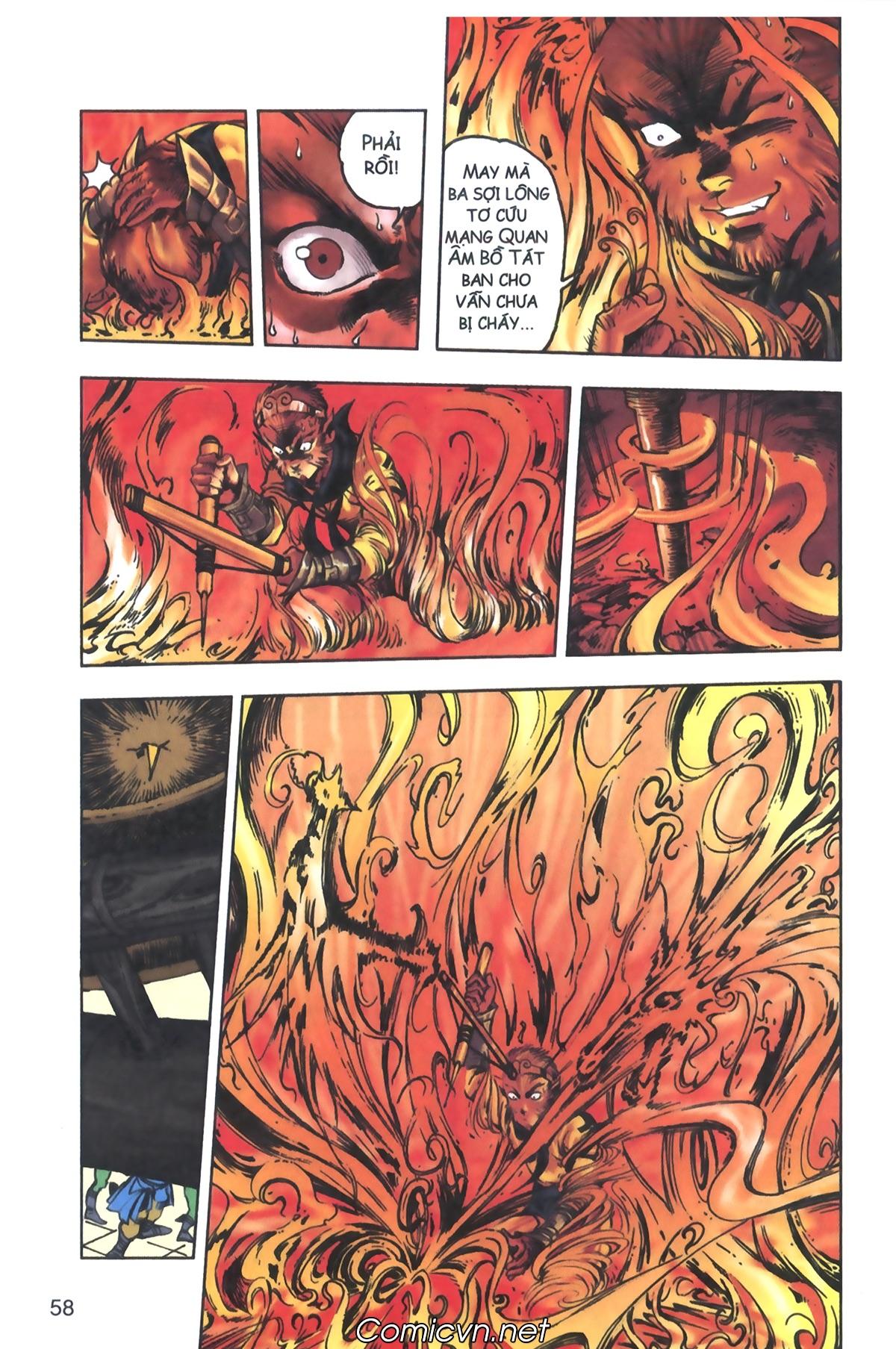 Tây Du Ký màu - Chapter 120 - Pic 18