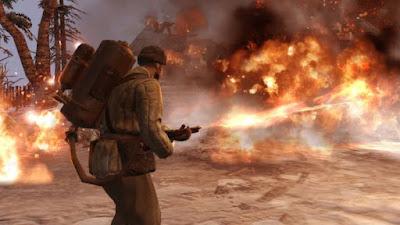 تحميل لعبة الحرب الحرب العالمية الثانية Company of Heroes 2