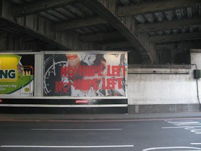 il manifesto di Londra
