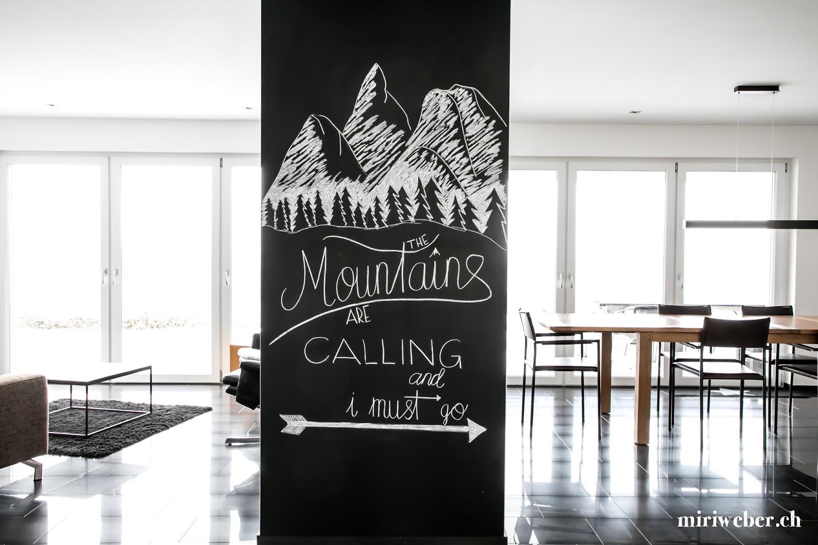 Blog schweiz chalkboard kreidetafel selber machen - Kreidetafel selber machen ...