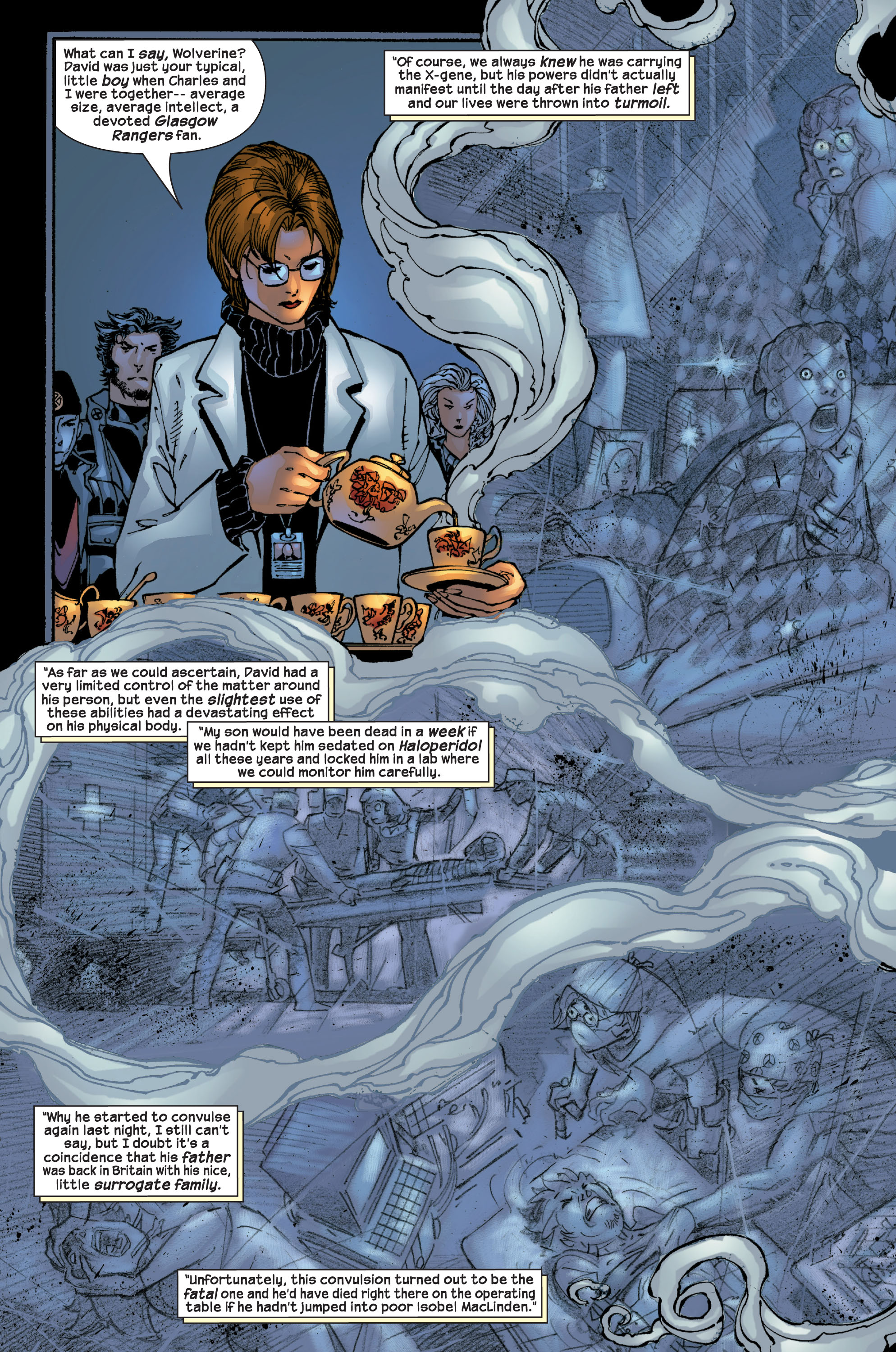 Read online Ultimate X-Men comic -  Issue #17 - 6