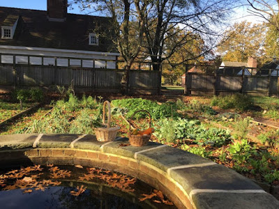 Fall-garden-at-Pennsbury-Manor