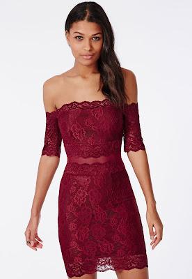 modelos de Vestidos con Encaje