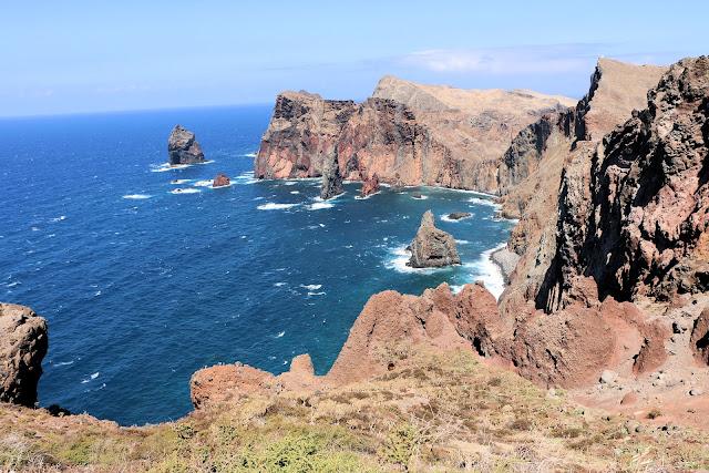 Baia D'Abra, die Wilde Bay, Madeira Ostküste (C) JUREBU