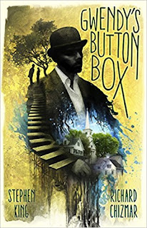 Gwendy's Button Box,Stephen King, Richard Chizmar, Stephen King Latest Book