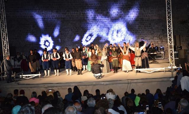 «Ενώθηκαν» τρεις μουσικοί πολιτισμοί, των Ποντίων, των Κρητών και των Δωδεκανησίων