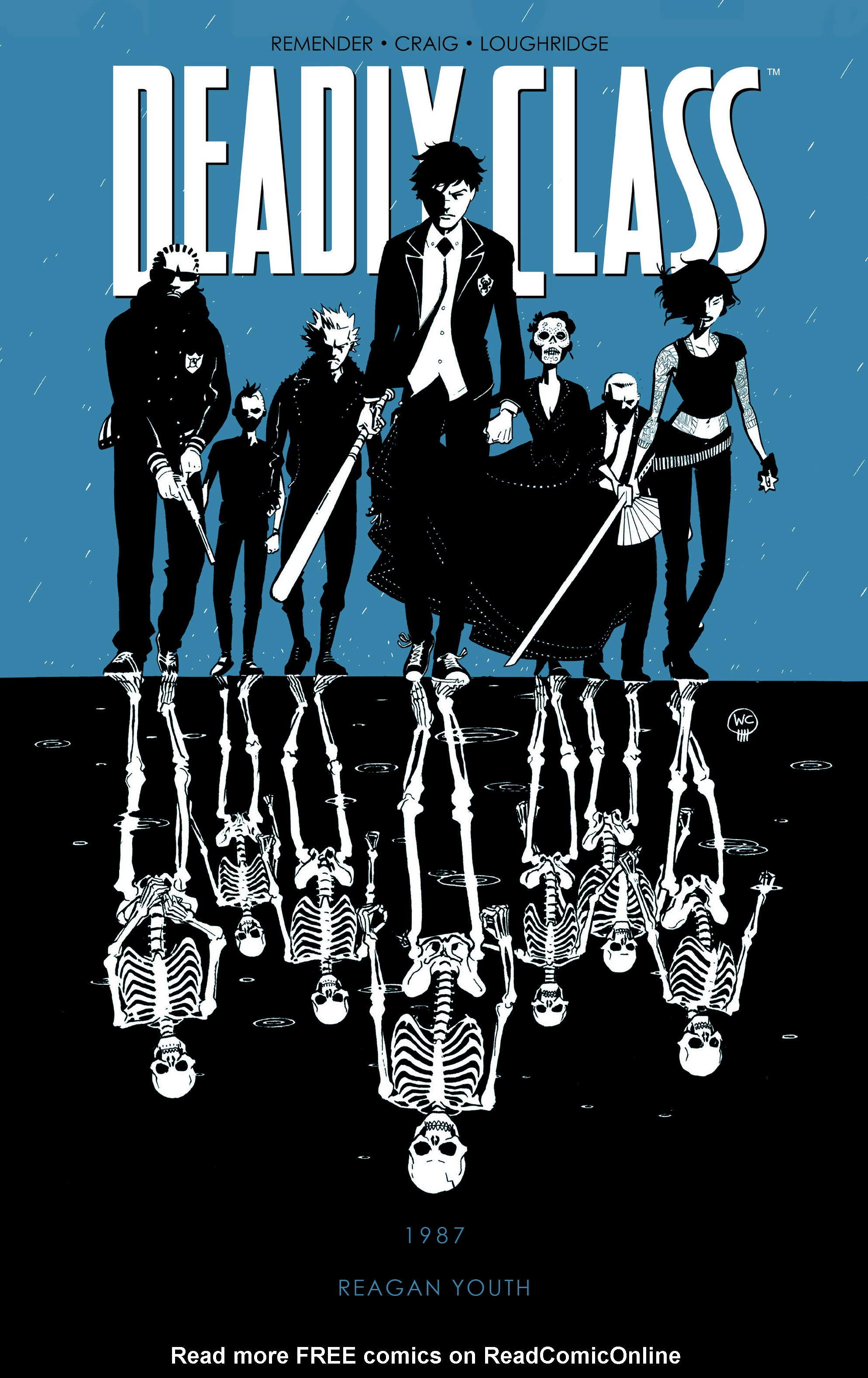 Deadly Class _TPB_1 Page 1