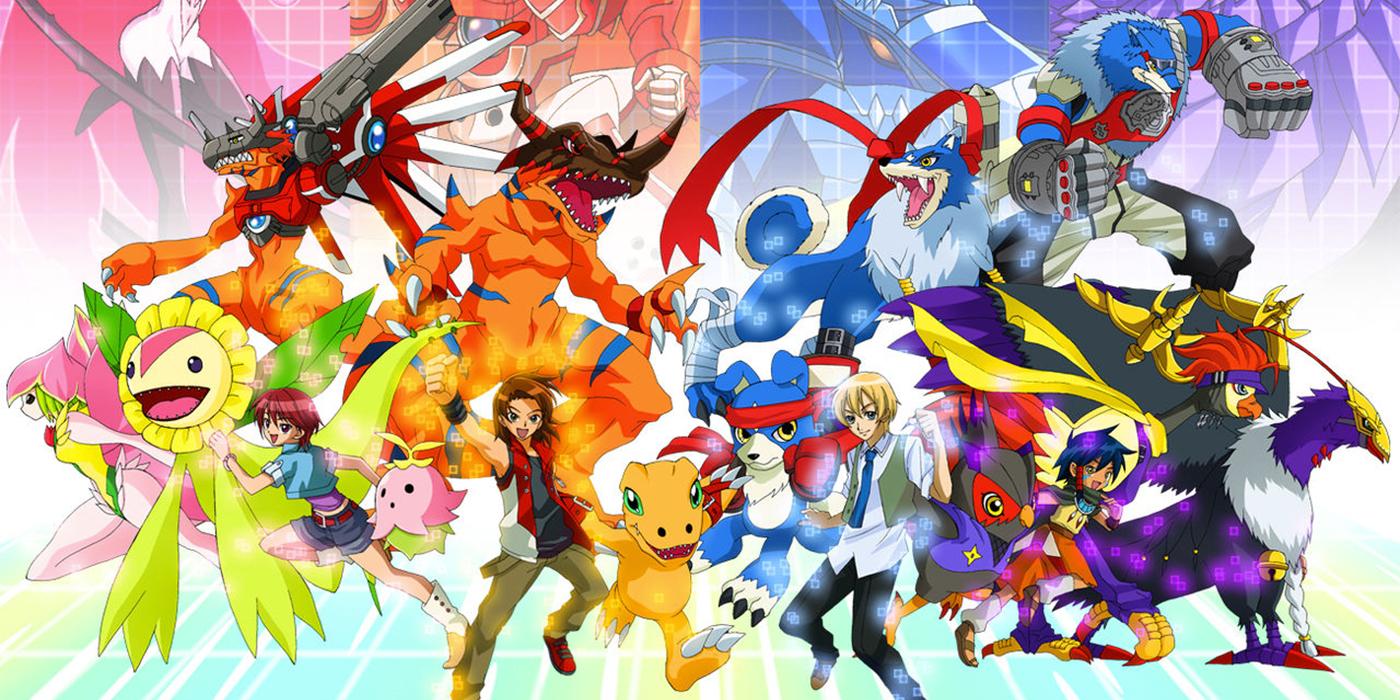 Kumpulan Foto Keren Digimon Dan Fakta Serta Video Digimon Animasi