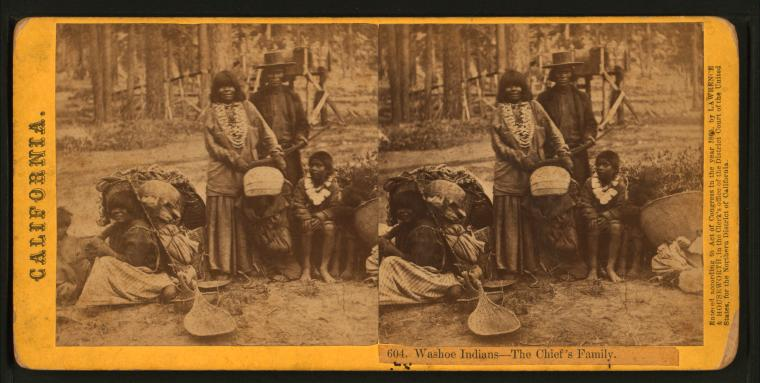 Native American Indian Pictures: California Indian Picture and Images