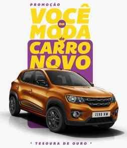 Promoção Tesoura de Ouro 2018 Você Na Moda de Carro Novo Renault Kwid