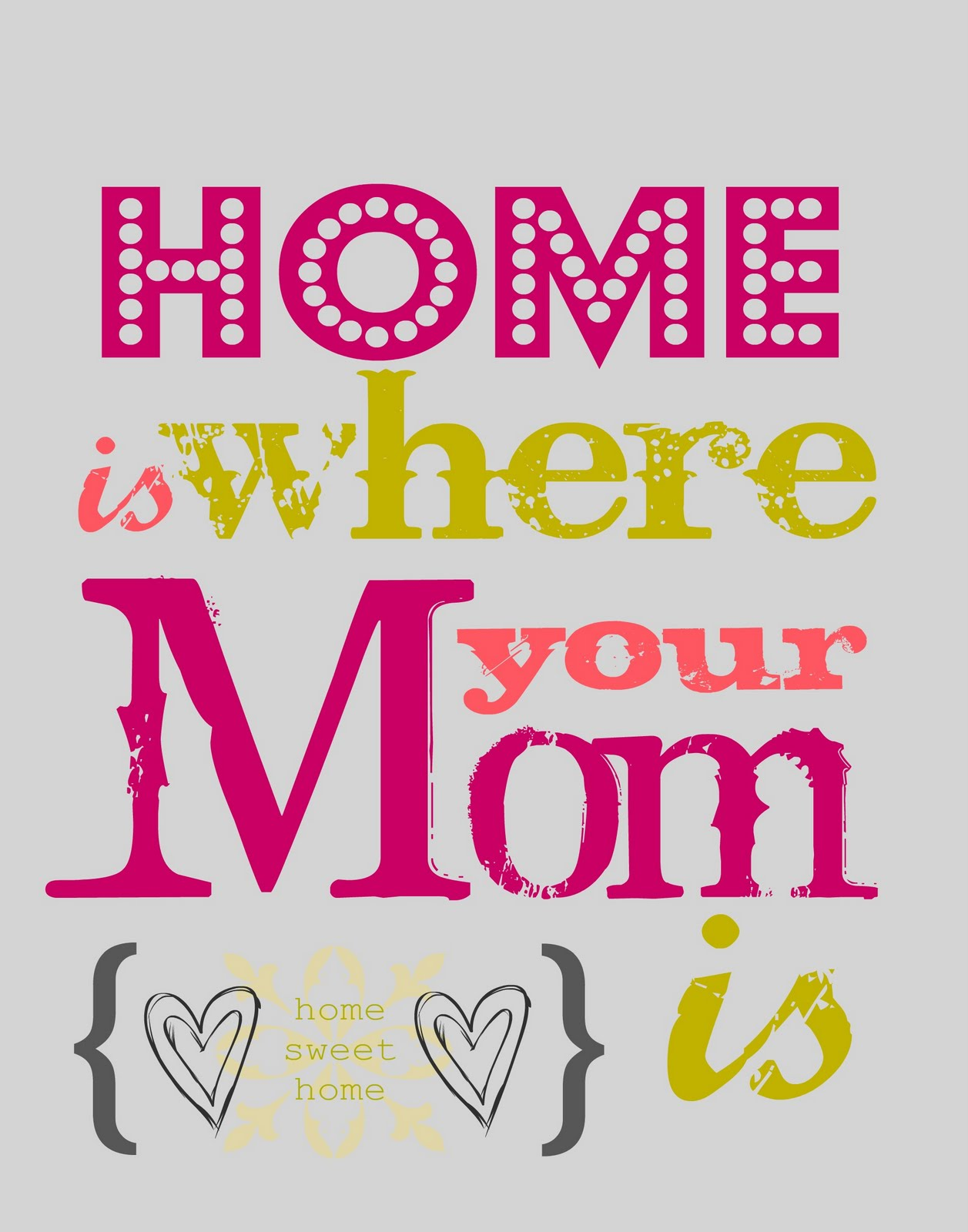 Life's moments: Mps moms