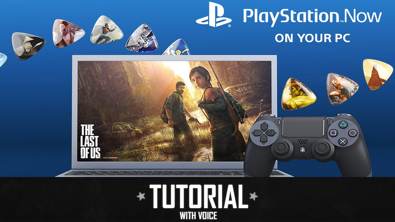 Playstation Now Lets You Play PS4 Games on Your PC