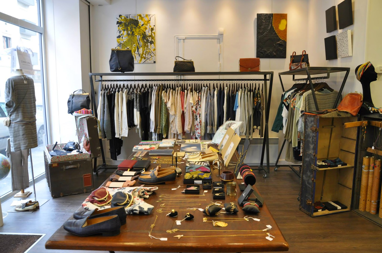 top 10 des boutiques et concept store parisiens smoothie. Black Bedroom Furniture Sets. Home Design Ideas