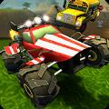 Crash Drive 2: Racing 3D Game