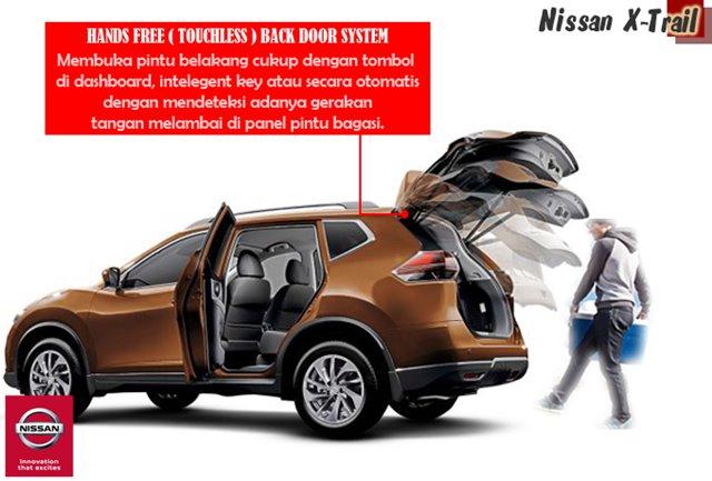 NISSAN X-TRAIL MOBIL SUV PALING FUTURISTIK