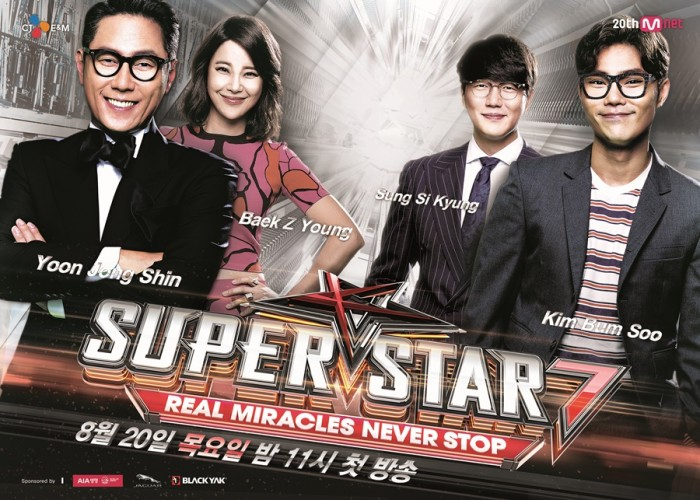Superstar K7
