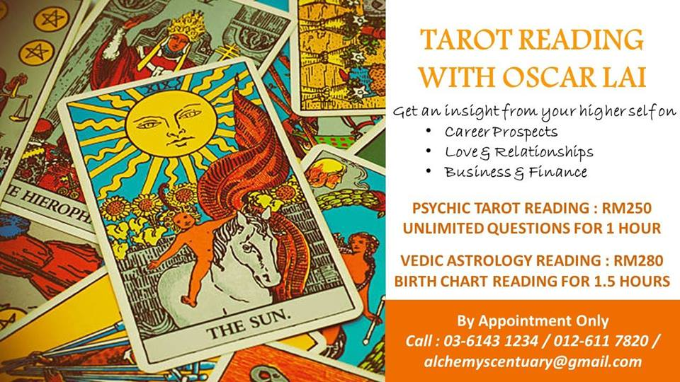 Tarot Reading, Vedic Astrology and Healing Courses and