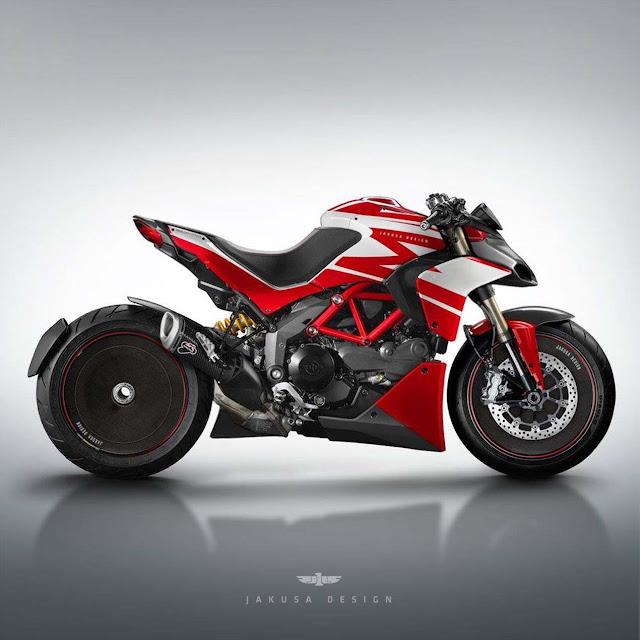 2017 Ducati Concepts by Jakusa Design - #Ducati #Concept #Jakusa #Design #superbike #motorbike