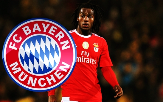 OFICIAL: Renato Sanches é o novo reforço do Bayern
