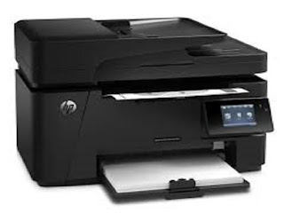 Picture HP LaserJet Pro MFP M128fw Printer