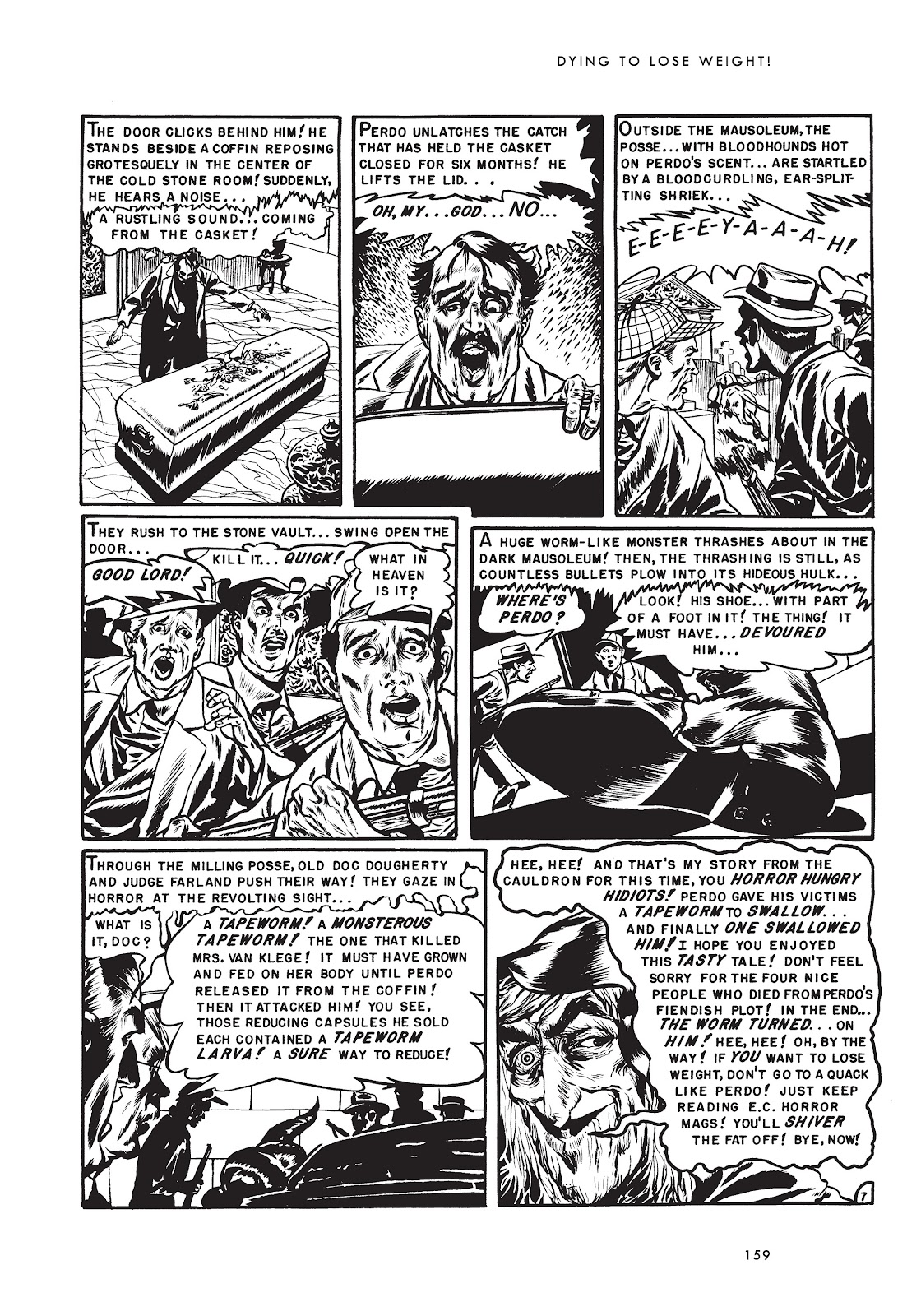 Read online Doctor of Horror and Other Stories comic -  Issue # TPB (Part 2) - 75