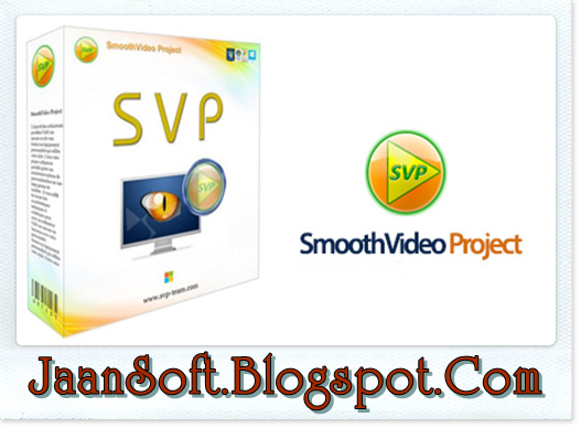 Download SmoothVideo Project (SVP) 4.0.0.76 For Windows
