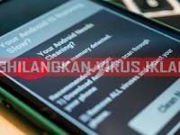 Cara Mudah Menghapus Virus Iklan Pada Smartphone Android