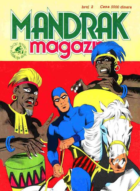 Skola Magije - Magazin - Mandrak