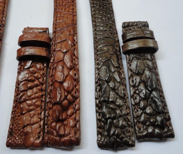Đồng hồ nam dây da cá sấu