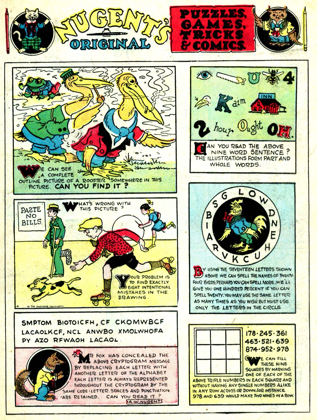 Read online All-American Comics (1939) comic -  Issue #10 - 17