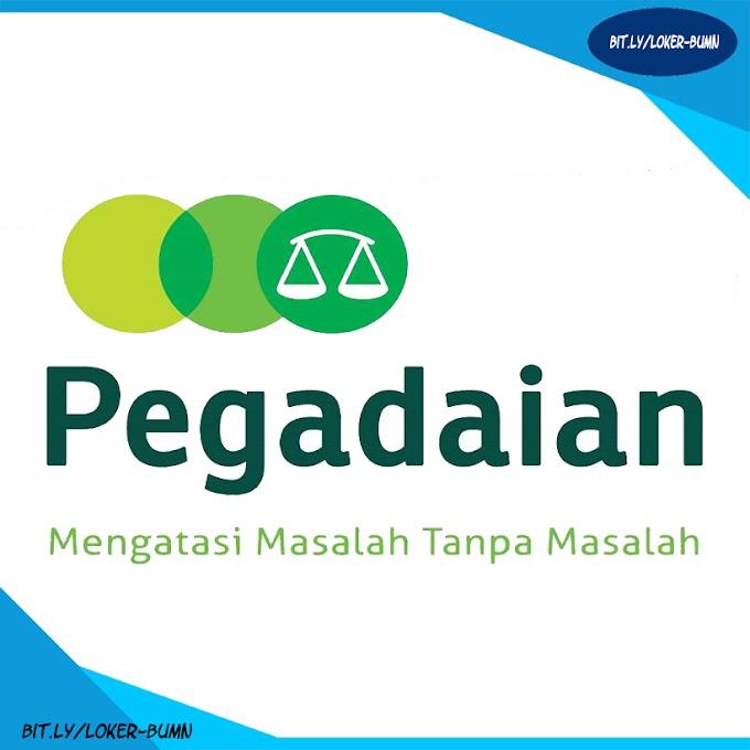 Rekrutmen Lowongan Kerja PT Pegadaian (Persero)