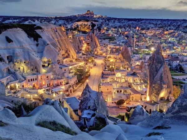 Cappadocia - privire de ansamblu