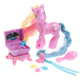 My Little Pony Rarity Free Media G3 Pony