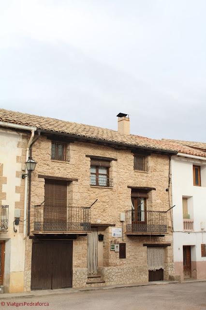 els Ports, Terol, Aragó, Conjunt històric