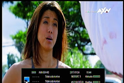 Frekuensi AXN EA HD terbaru di Measat 3 91.5