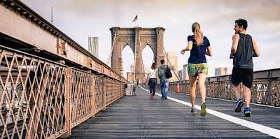 Tips Mengikuti Tren Jogging Perkotaan