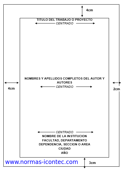 Normas ICONTEC ~ Lengua Castellana - photo#27
