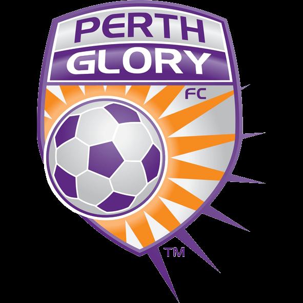Logo Klub Sepakbola Perth Glory PNG