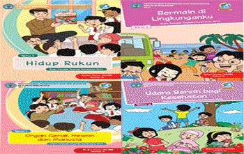 Buku Guru dan Siswa Kelas 2 SD Kurikulum 2013 Revisi 2017