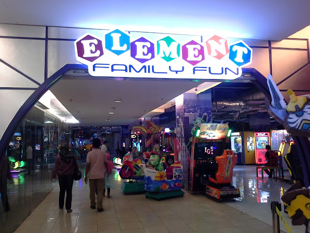 Element Family Fun Plaza Semanggi
