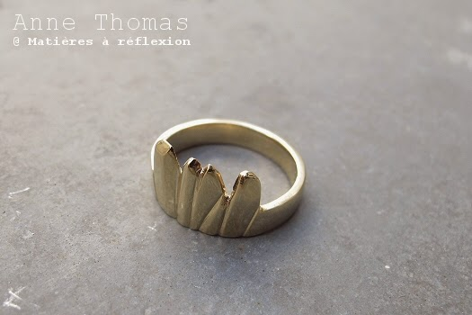 Bague Anne Thomas Yosemite